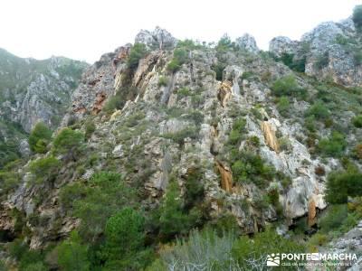 Axarquía- Sierras de Tejeda, Almijara y Alhama; amigos madrid; trekking y aventura